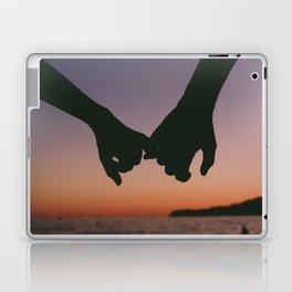 Pinky Promise Laptop & iPad Skin