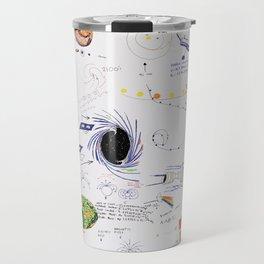 Department of rocket science Travel Mug