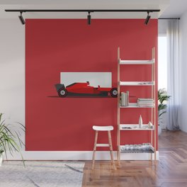 Racing Car Wall Mural