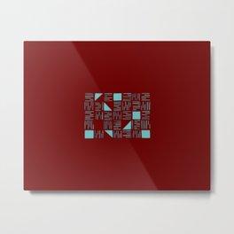 048 Metal Print