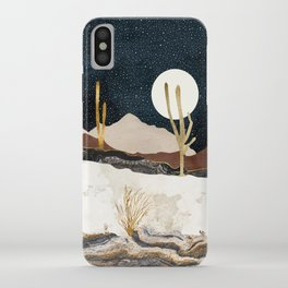 Desert View iPhone Case