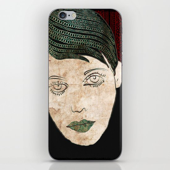 156 iPhone & iPod Skin