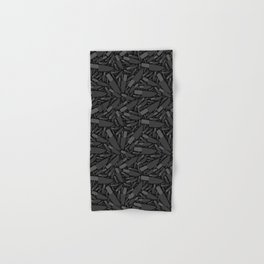 Knife Pattern Hand & Bath Towel