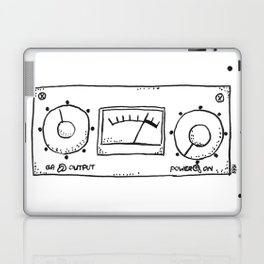 compressor LA-3A Laptop & iPad Skin