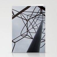 matrix Stationery Cards featuring matrix. by S.Simona