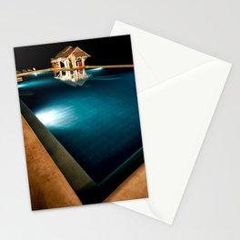 Pool Bar Stationery Cards