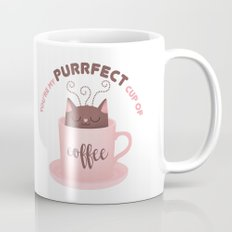 You're my Purrfect cup of Coffee Cat Mug