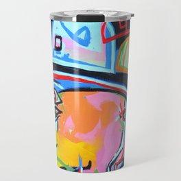 Jimmy Five Hats Travel Mug