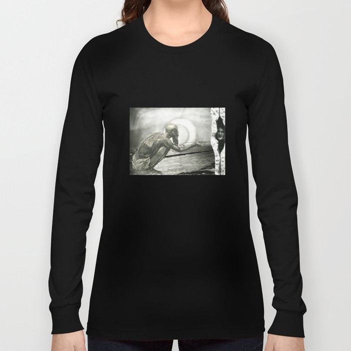 Time To Stop Hiding From InEquality Long Sleeve T-shirt
