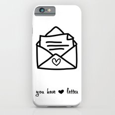 you have love letter iPhone 6s Slim Case