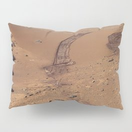 NASA-planet-asteroid poster Pillow Sham