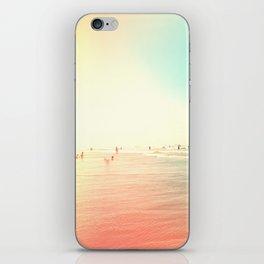 Sunny Side III iPhone Skin