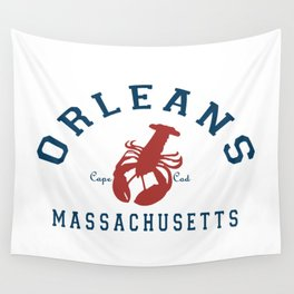 Orleans - Cape Cod. Wall Tapestry