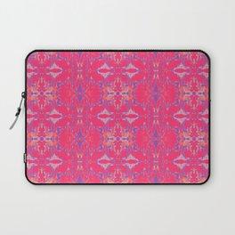 Pattern in Fuschia Laptop Sleeve