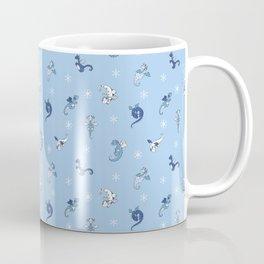 Winter Dragon Babies Coffee Mug