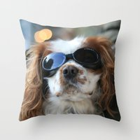 celebrity Throw Pillows featuring celebrity by EnglishRose23