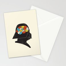 Vader Phrenology Stationery Cards