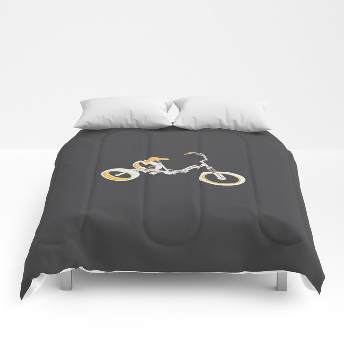 tricycle 03 Comforters