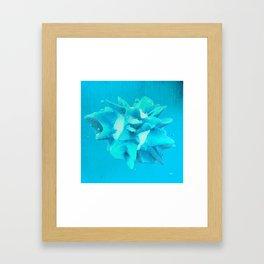 SPHeRe GLoP | RGB | BLUE Framed Art Print