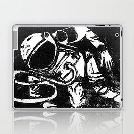 Space Man Laptop & iPad Skin