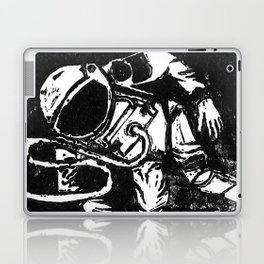 Space Man Laptop & iPad Skin