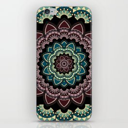 Mandala I iPhone Skin