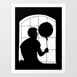 Daredevil Art Print