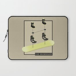 The Snowboard Laptop Sleeve