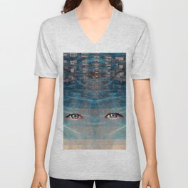In Your Eyes - The Light, The Heat (Eve) Unisex V-Neck