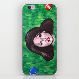 Heathers iPhone Skin