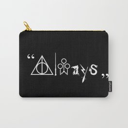 Always and For Ever Carry-All Pouch