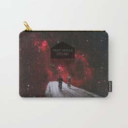 Heart Nebula Cycling Carry-All Pouch