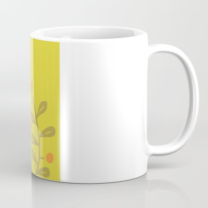 Fancy folk guitar Coffee Mug