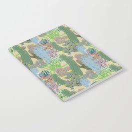 Cactus Patch Notebook