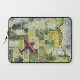Soaring High Above Laptop Sleeve