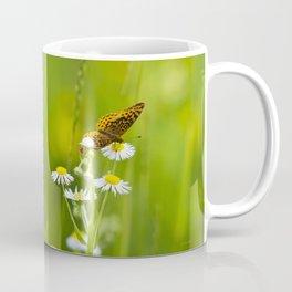 Meadow Butterfly Coffee Mug