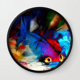 Firefish Wall Clock