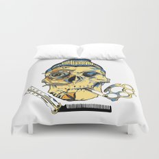 Just an Act Duvet Cover