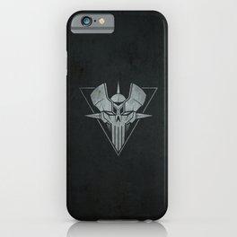 159 Skull Mazinger iPhone Case