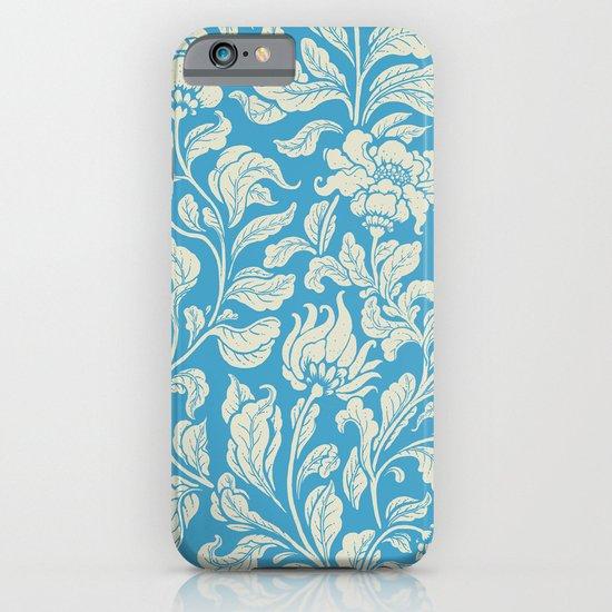 neo ethnic cerulean iPhone & iPod Case