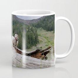 Charlotte in Muldoon Canyon Coffee Mug