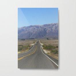 Highway 1, California Metal Print