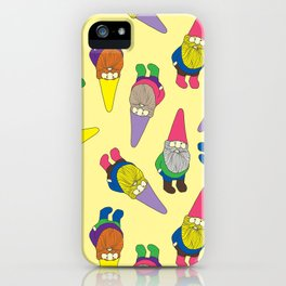 Garden Gnomes iPhone Case