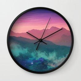 Subconciously Wall Clock