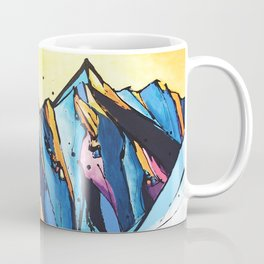 The Chugach Coffee Mug