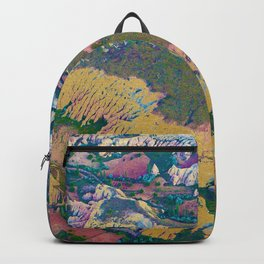 Golden Land Backpack