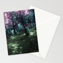 hometown forest Stationery Cards