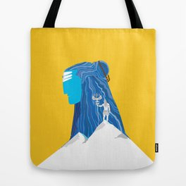 Shiva - The Destroyer Tote Bag
