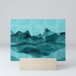 Mountain X 0.1 Mini Art Print