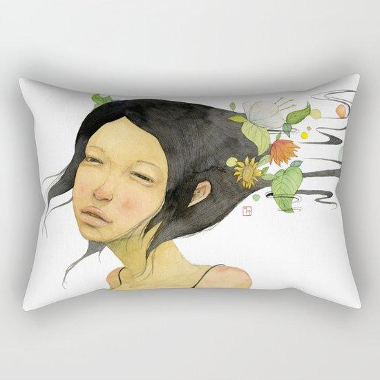 Shampoo  Rectangular Pillow